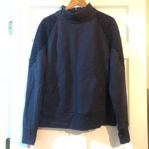 {Lululemon} Navy Sweatshirt